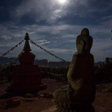 Full Moon Meditation @ The Amitabha Stupa
