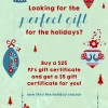 PJ's Village Pub of Sedona Holiday Gift Cetificates